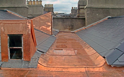 Georgian Roofing