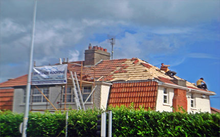 Restoration Re-roof